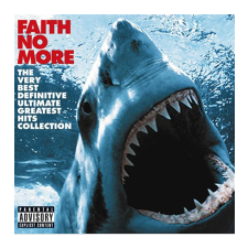 Faith No More The Very Best Definitive Ultimate Greatest Hits Collection CD egyéb zene