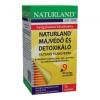 Naturland Májvédő és Detoxikáló filteres teakeverék 37.5 g