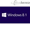 Microsoft Operációs rendszer, 32 bit, HUN (OEM), MICROSOFT Windows 8.1 Pro