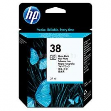 HP 38 Photo Black Pigment Ink Cartridge (C9413A) nyomtatópatron & toner