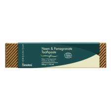 Organque by Himalaya Organikus fogkrém nim és gránátalma kivonattal 150 g fogkrém