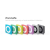 Apple Apple iPod shuffle 2 GB (kék)