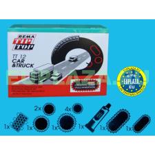 Gumijavító készlet, TT-12, teherautóhoz, Tip-top barkácsolás, csiszolás, rögzítés