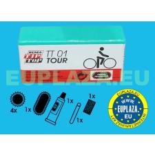Gumijavító készlet, TT-01, kerékpárhoz, Tip-top barkácsolás, csiszolás, rögzítés