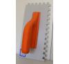 Glettelő, műanyag, KUBALA, 270 x 130 x 10 mm barkácsolás, csiszolás, rögzítés