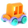 Wader Wader: Szolgálati vonatkocsi lányos színekben
