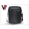 Haffner Univerzális tablet táska 7\&quot,-10\&quot, - V7 Cityline Messenger Bag - fekete