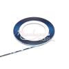 Moonbasanails Műköröm díszítő csík Világos kék, szivárvány fénnyel #10