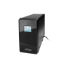 Gembird UPS Energenie-Gembird Line-Interactive 1500VA 3xIEC 2xSchuko 230V USB RJ11 LCD