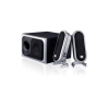 Gembird Multimedia Speaker 2.1 System  45W RMS power  wooden housing