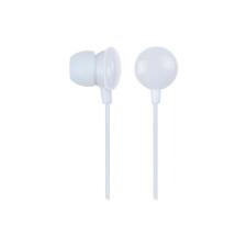 Gembird Stereo In-Earphones MP3  white headset & mikrofon