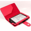 C-Tech PROTECT Case for Kindle PAPERWHITE with WAKE/SLEEP function  red