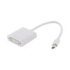 4world Adapter mini DisplayPort [M] > DVI-I (24+5) [F]  fehér