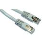 Gembird FTP kat.6 RJ45 patch kábel  1m  szürke
