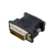 4world Adapter DVI-I [M] (24+5) > VGA [F]  fekete