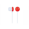 Gembird Stereo In-Earphones MP3  red