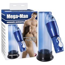 Mega-man elektromos péniszpumpa péniszpumpa