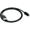 GRIFFIN Griffin iPad/iPhone/iPod adatkábel/Töltőkábel Apple Dock dugó Lightning USB 2.0 dugó A 0,9 m