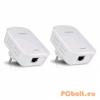 Linksys PLEK500 Powerline 1-port Gigabit Ethernet Adapter Kit