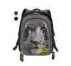 UNIPAP Hátizsák, merevített, UNIPAP Mountain Big Face, tigris hátizsák