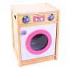 Santoys Rózsaszín/zöld mosógép