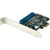 Digitus PCI Express kombo kártya, SATA III / PATA, Digitus