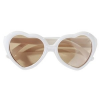 GÖTZ szív alakú napszemüveg (42-50 cm-es babára)
