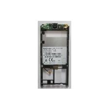 Sony Ericsson W350 hátlap keret fekete* tok és táska