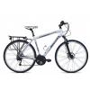 Carratt 48-as, 24 sebességes Carratt Hunter kerékpár 28″, fehér