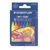 STAEDTLER Zsírkréta, STAEDTLER Noris Club, 8 különböző szín (TS220NC8)