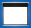 VICTORIA Vetítővászon, fali, rolós, 43, 174x130 cm, VICTORIA (VVUF174) vetítővászon