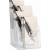 HELIT Prospektustartó, asztali, A5, 4 rekeszes, HELIT (INH2352202)