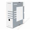 DONAU Archiváló doboz, A4, 120 mm, karton, DONAU, szürke (D7662SZ)