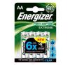 ENERGIZER Tölthető elem, AA ceruza, 4x2300 mAh, előtöltött, ENERGIZER Extreme (EAKU09) tölthető elem