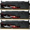 G.Skill F3-12800CL9T-12GBSR2 Sniper SR2 DDR3 RAM 12GB (3x4GB) Tri 1600Mhz CL9