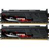 G.Skill F3-10666CL9D-8GBSR Sniper SR DDR3 RAM 8GB (2x4GB) Dual 1333Mhz CL9