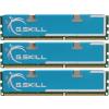 G.Skill F3-10666CL7T-6GBPK PK Series DDR3 RAM 6GB (3x2GB) Tri 1333Mhz CL7