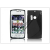 Haffner Nokia Lumia 505 szilikon hátlap - S-Line - fekete