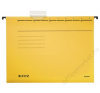 Leitz Függőmappa, karton, A4, LEITZ, Alpha Standard, sárga (E19850015) mappa