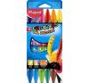 MAPED Olajpasztell kréta, MAPED Color`Peps, 12 különböző szín (IMA864010) pasztellkréta
