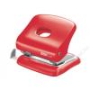 Rapid Lyukasztó, nagyteljesítményű, kétlyukú, 30 lap, RAPID FC30, élénk piros (E5000360)