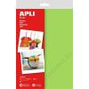 APLI Filc anyag, APLI, világos zöld (LCA13578)