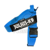 Julius-K9 IDC hevederhám, kék 1-es (16501-IDC-B)