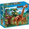 Playmobil Kicsinyét védő brachioszaurusz - 5231