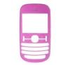 Nokia Asha 200, 201 előlap pink* mobiltelefon előlap