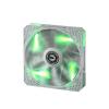Bitfenix COOLER BITFENIX Spectre PRO LED Green 140mm (fehér)