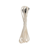 Bitfenix 3-Pin hosszabbító 90cm - sleeved fehér/fekete