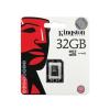 Kingston Card MICRO SD Kingston 32GB Adapter nélkül CL10