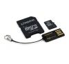 Kingston Card MICRO SD Kingston 4GB 1 Adapter G2 USB reader CL4 memóriakártya