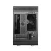 Lian Li HÁZ LIAN LI PC-Q11B Mini-ITX Cube - fekete